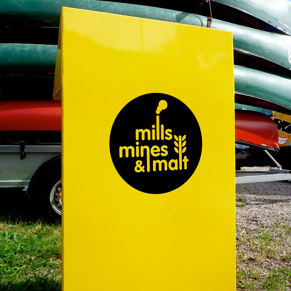 Mills, Mines & Malt