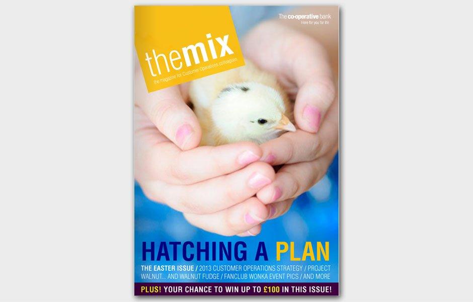 Co-operative Bank The Mix Magazine